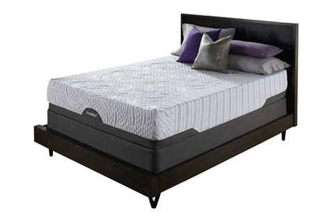 icomfort bed icomfort 174 prodigy with everfeel queen mattress icomfort