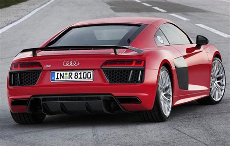 Audi R8 Price In Usa by 2017 Audi R8 Price List For United States