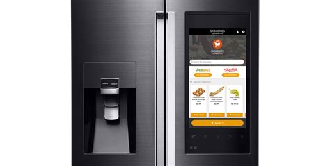 samsung fridge here s why samsung s new frankenstein fridge is actually dumb techcrunch
