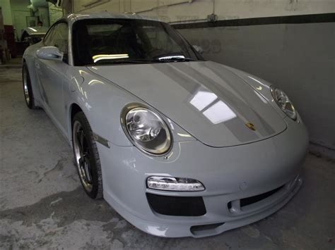 porsche sport classic grey we recently completed a porsche 997 to 911 sports classic