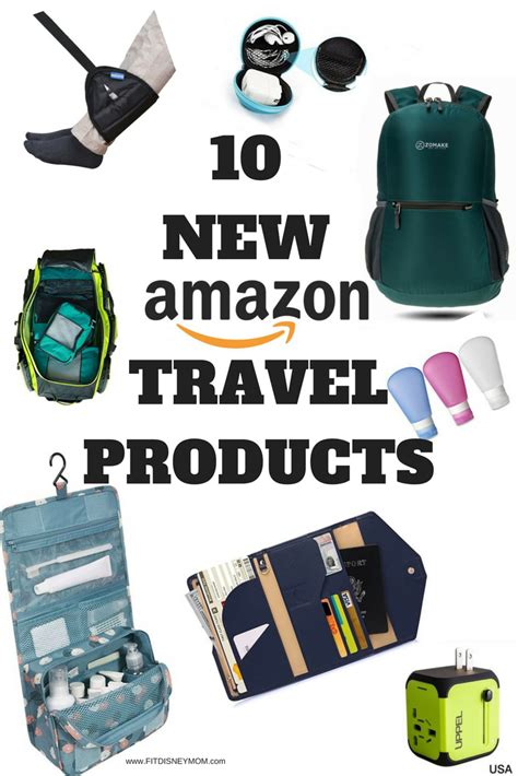 amazon travel items new travel products on amazon giveaway fit disney mom
