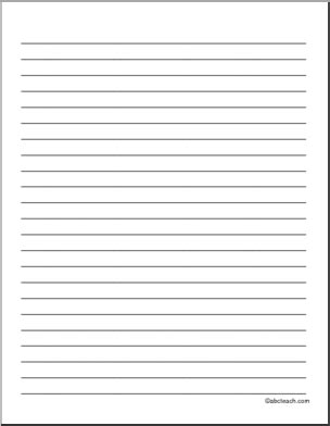 printable writing paper upper elementary blank handwriting paper hand writing