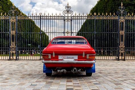 opel kadett rally car 1969 opel rallye kadett