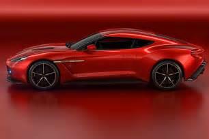 Aston Martin Concept Coachbuild Zagato Aston Martin Vanquish Coupe 2016