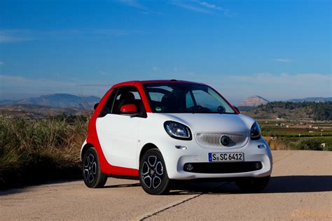 smart fortwo cabriolet  drive