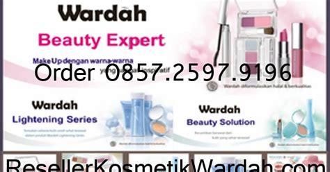 tutorial wardah white secret beauty onliner peluang usaha bisnis toko wardah