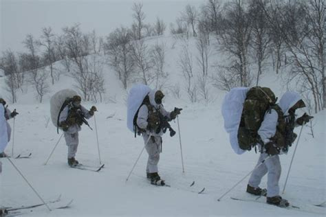 army researchers return  norway  study  arctic