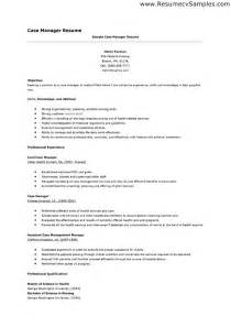 management resume sles experience resumes