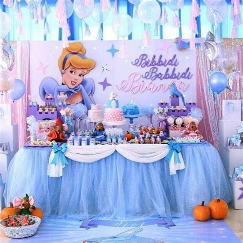 themes cinderella story creative theme based birthday party ideas for kids