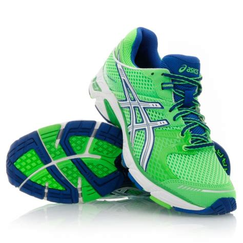 green athletic shoes asics gel ds trainer 17 s running shoes trainers