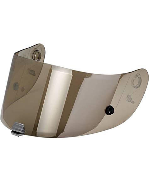 Tearoff Iridium 1 r pha 10 pinlock tear prepared iridium gold visor chion helmets