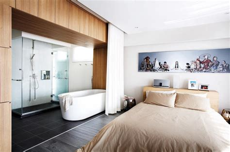 open bedroom design open bathroom concept for master bedroom smooth decorator