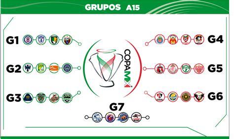 copa mx p 225 oficial de la liga f 250 tbol profesional