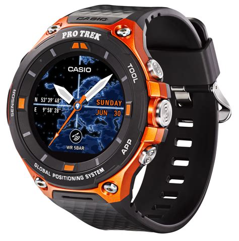 casio protek casio pro trek smart wsd f20 gps ablogtowatch
