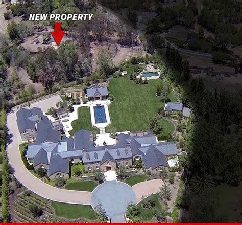 Kim Kardashian & Kanye West    New House Purchase Is