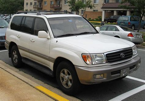 land cruiser 1998 1998 toyota land cruiser information and photos