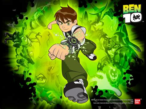 ben ten ben tennyson ben 10 wallpaper 8258486 fanpop
