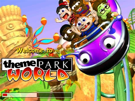 theme park world download for windows 7 download sim theme park windows my abandonware