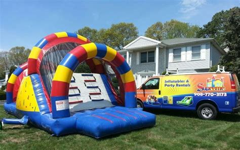 bouncy house rentals nj supreme inflatables and party rentals inflatable rentals