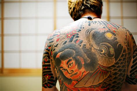 yakuza tattoo and meanings tatted like the yakuza 10 rounds by dumbfoundead