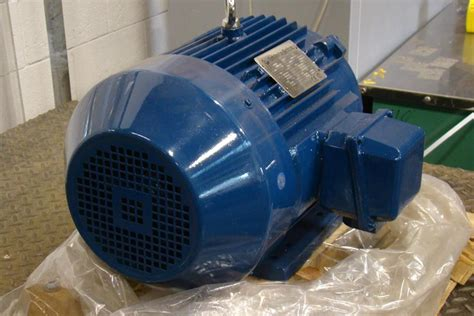 American Electric Motor by American Electric Motor 213t Ph3 230 460v 1775rpm 7