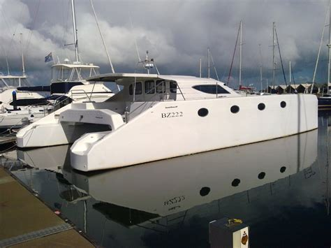 catamaran project hull for sale used catamarans and trimarans multihull central