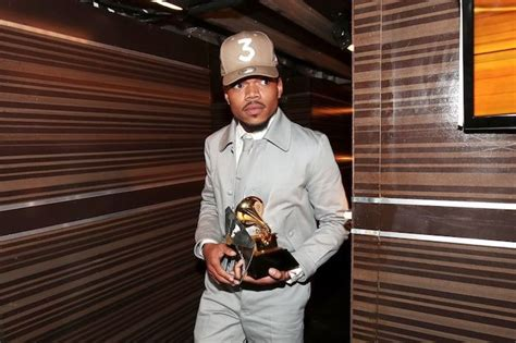 coloring book chance the rapper grammy chance the rapper devient le premier artiste 224 gagner un
