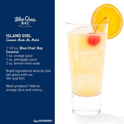 blue chair bay rum drink recipes  island times