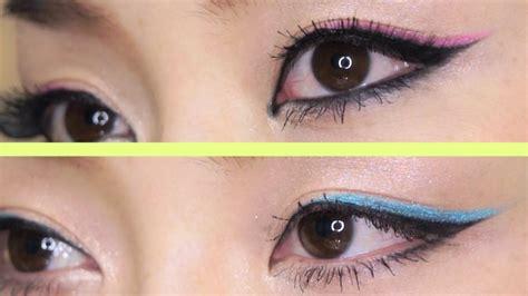 Eyeliner 2 Color easy neon color eyeliner