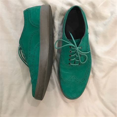 turquoise oxford shoes 83 cole haan other mens turquoise cole haan