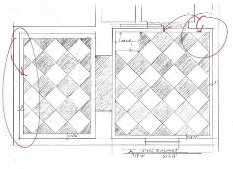 instagram tile layout 5 top tips for designing your floor tile layout