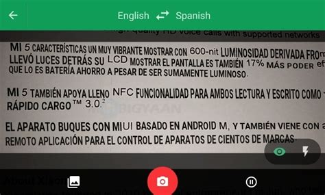 translate image text   smartphone android