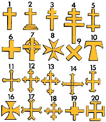cross of lorraine tattoo cross the device or emblem 1 2 calvary 3