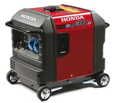 Genset Generator Set Honda Inverter Eu 65is 5000 Watt honda eu30is 3kw silent electric start generator honda engines and generators gear gb