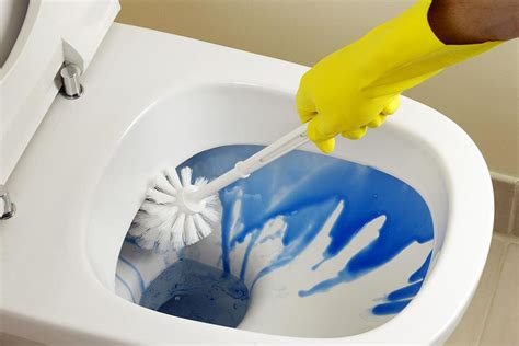 bathroom clean how to properly clean a toilet