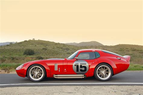 Coup Le Shelby Daytona Coupe Le Mans Edition Way2speed