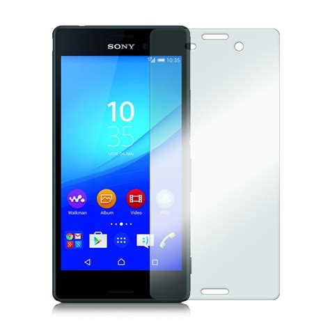 Kp1606 Xperia T3 Tempered Glass Screen Protector Kode Tyr1662 1 shtl premium tempered glass screen protector for sony