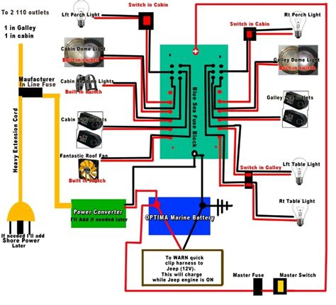 teardrop cer wiring diagram teardrop cer lights