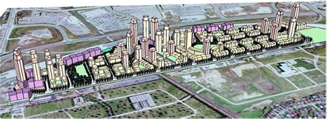 urban design brief richmond hill mini manhattan approved yorkregion com