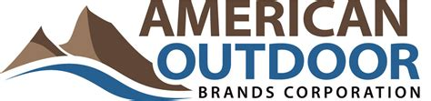 logo outdoor american outdoor brands corporation completes holding