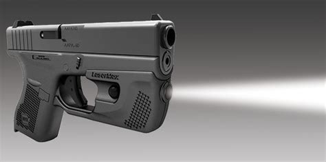 glock 17 laser light glock 42 light from lasermax