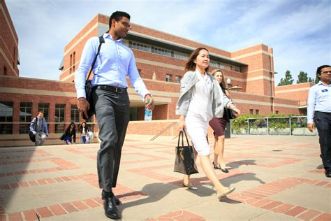 Ucla Tuition Mba by Of California Los Angeles School Of