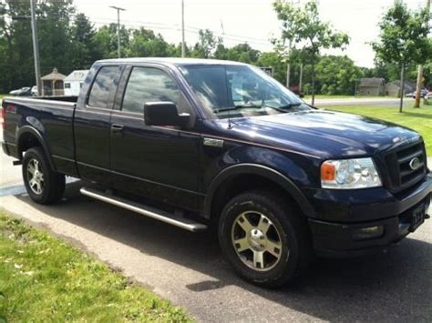 2004 ford f150 specs 2004 ford f150 fx4 supercab 4x4 data info and specs