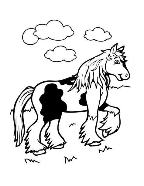 cute pony coloring pages coloring pages
