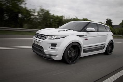 land rover range rover evoque prior design range rover evoque pd650 equipped with