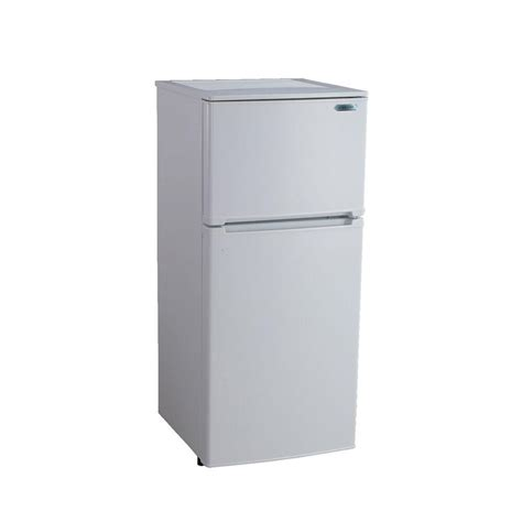 magic chef vissani 4 3 cu ft mini refrigerator in white