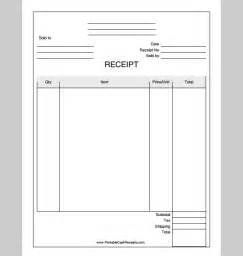 receipt template for business format of business receipt