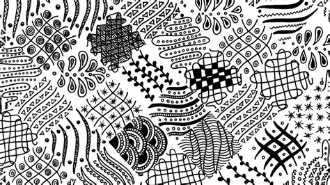 easy zentangle patterns printable simple easy zentangle patterns to print