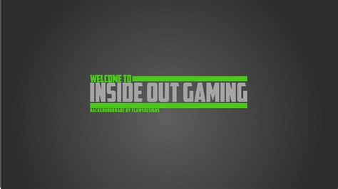 wallpaper youtube background insideoutgaming youtube background by flawsdesigns on