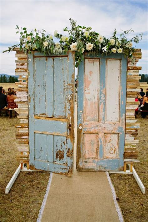 Wedding Ideas Blog Lisawola: Unique Rustic Wedding